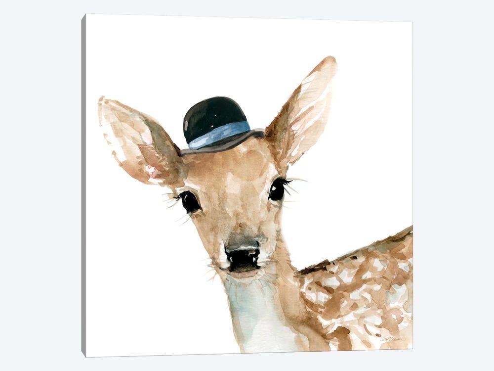 Deer by Carol Robinson 1-piece Canvas Artwork