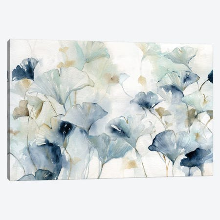 Glorious Gingko Canvas Print #CRO933} by Carol Robinson Canvas Art Print