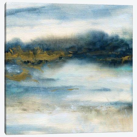 Golden Marshlands Canvas Print #CRO934} by Carol Robinson Canvas Artwork