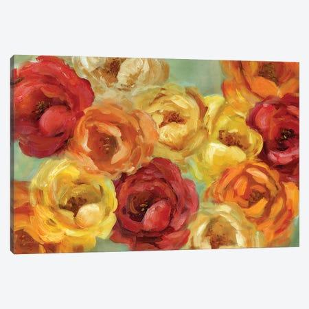 Peak of Summer Canvas Print #CRO950} by Carol Robinson Canvas Art Print