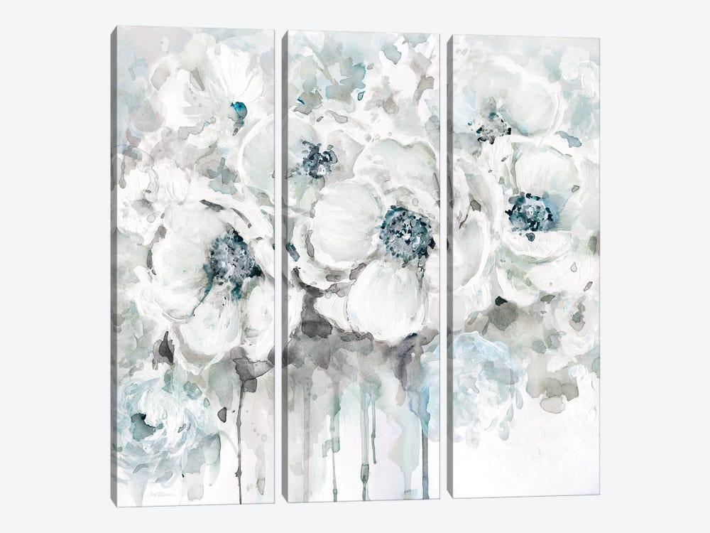 Spring Blues II by Carol Robinson 3-piece Canvas Artwork
