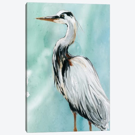Delray Crane II Canvas Print #CRO989} by Carol Robinson Canvas Artwork