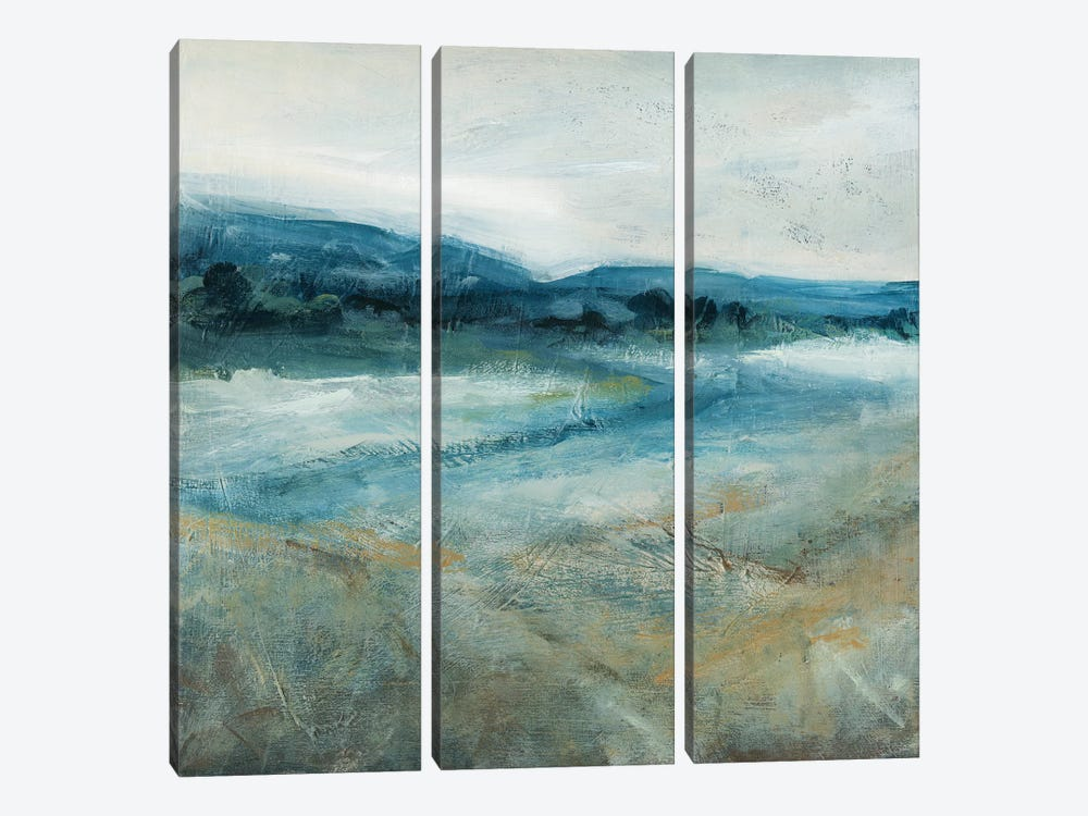 Distant Shadows I 3-piece Canvas Wall Art