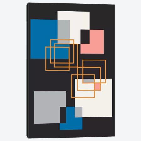 Scandinavian Squares Canvas Print #CRP10} by Natalie Carpentieri Canvas Art