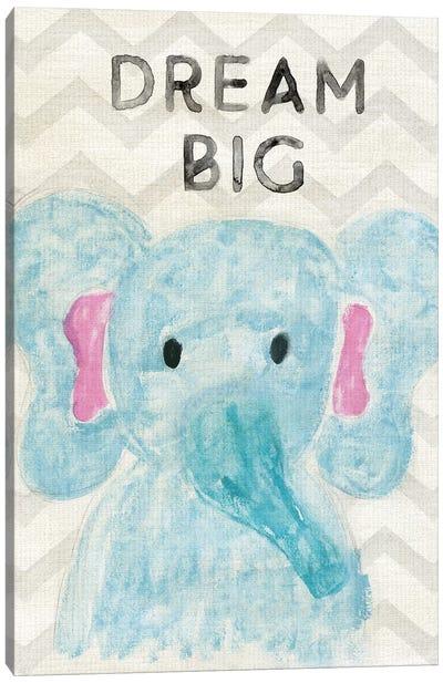 Safari Dream Big Canvas Art Print