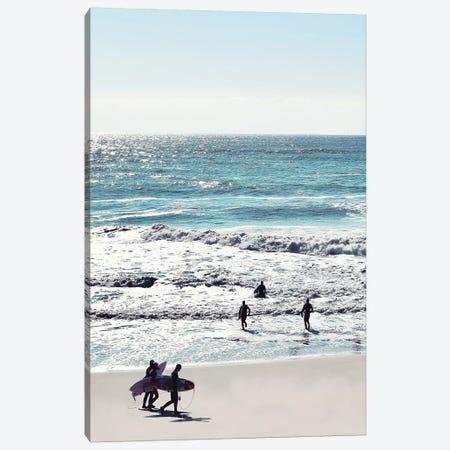 Surfers Paradise Canvas Print #CRP117} by Natalie Carpentieri Art Print