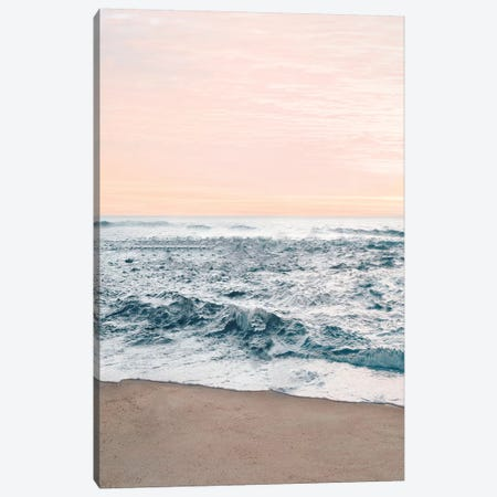 Turning Tides II Canvas Print #CRP119} by Natalie Carpentieri Canvas Wall Art