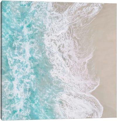 Crashing Tides Canvas Art Print