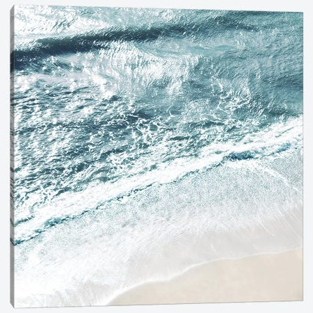 Ocean Detail Canvas Print #CRP14} by Natalie Carpentieri Art Print
