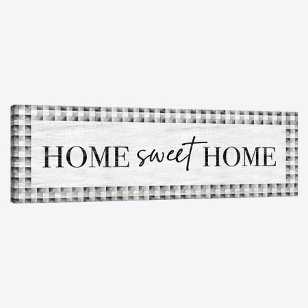 Home Sweet Home Canvas Print #CRP167} by Natalie Carpentieri Canvas Art