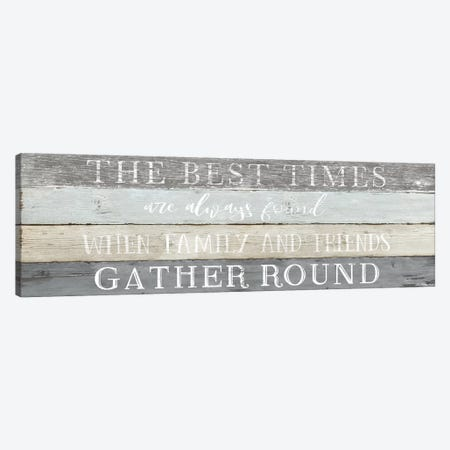 Best Times 3-Piece Canvas #CRP16} by Natalie Carpentieri Canvas Print
