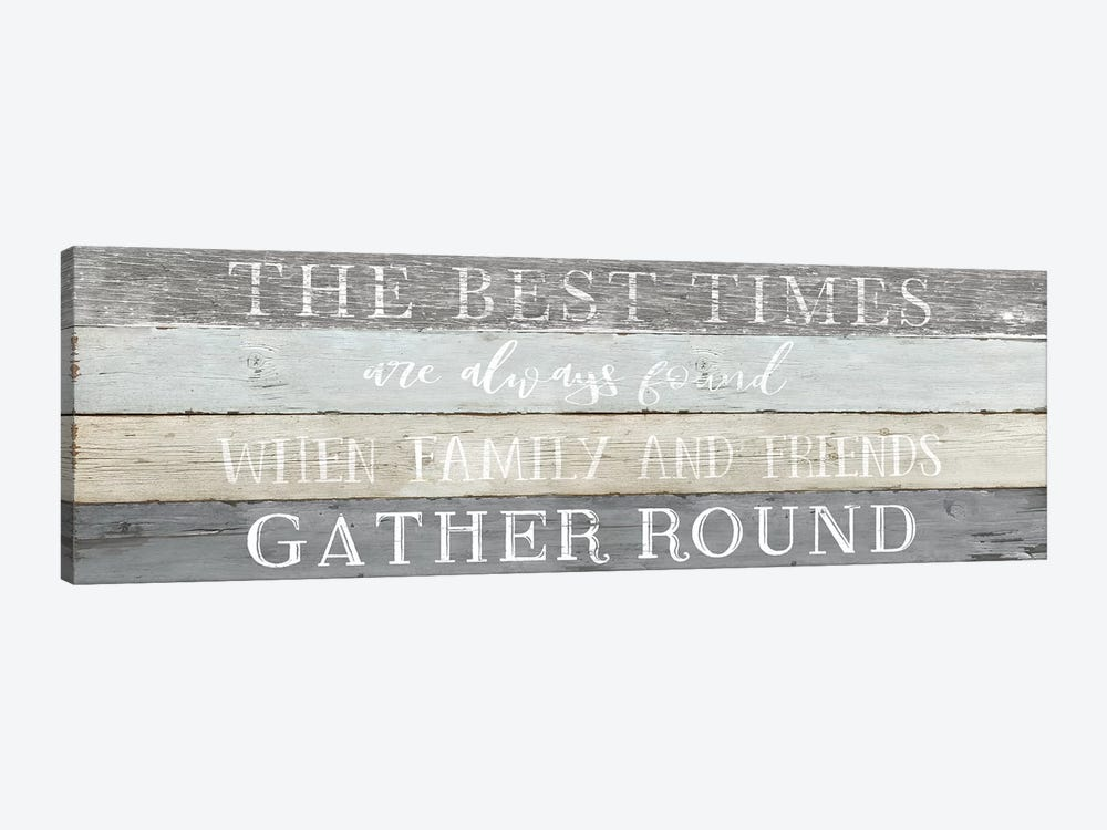 Best Times by Natalie Carpentieri 1-piece Art Print