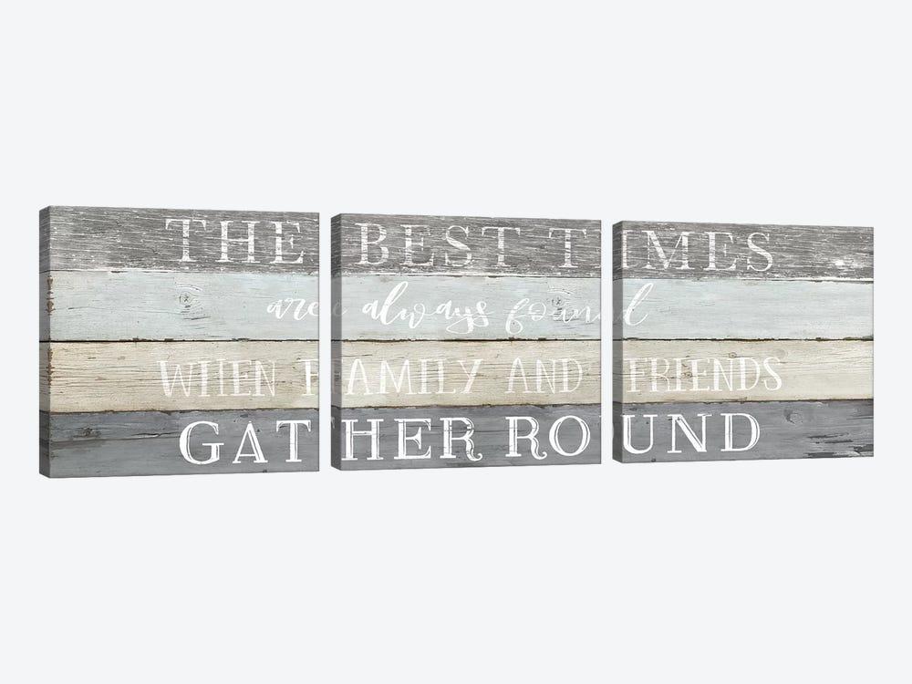Best Times by Natalie Carpentieri 3-piece Art Print