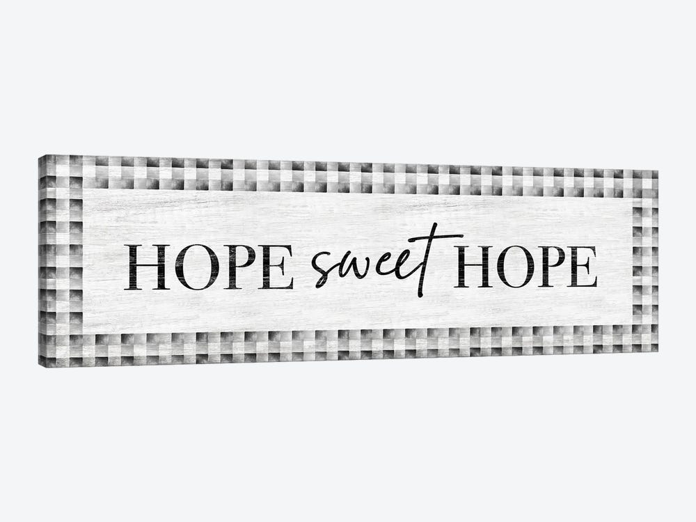 Hope Sweet Hope by Natalie Carpentieri 1-piece Art Print
