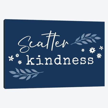 Kindness Canvas Print #CRP172} by Natalie Carpentieri Canvas Art