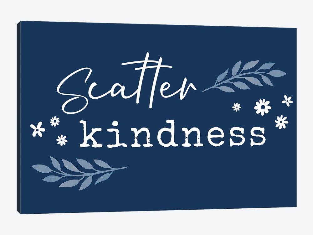 Kindness by Natalie Carpentieri 1-piece Canvas Art