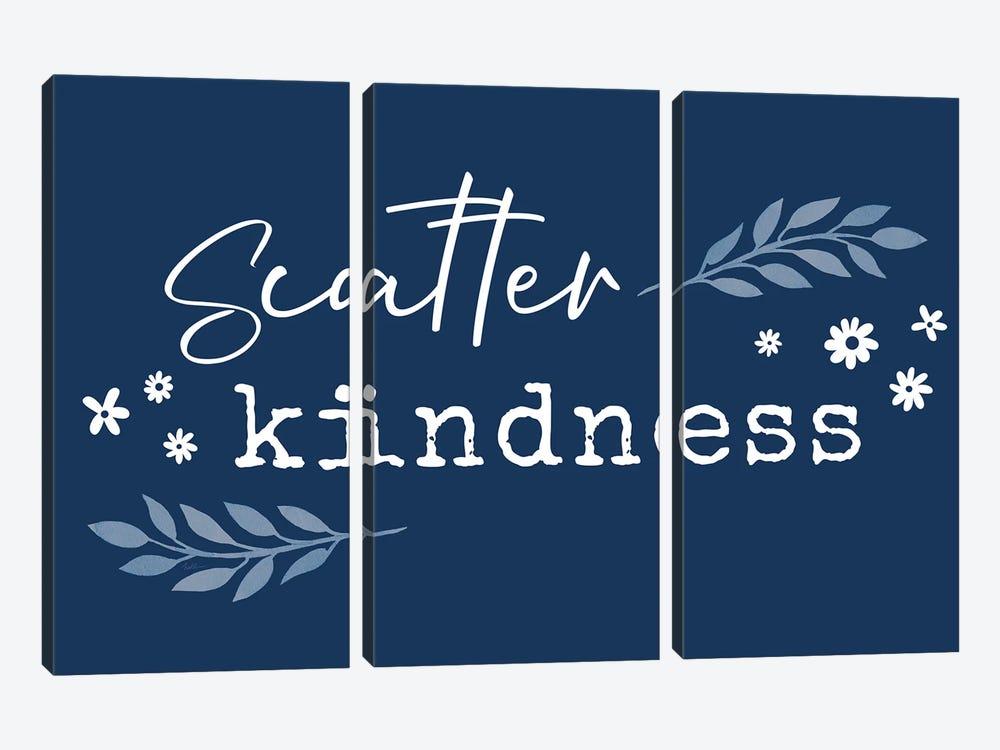 Kindness by Natalie Carpentieri 3-piece Canvas Artwork