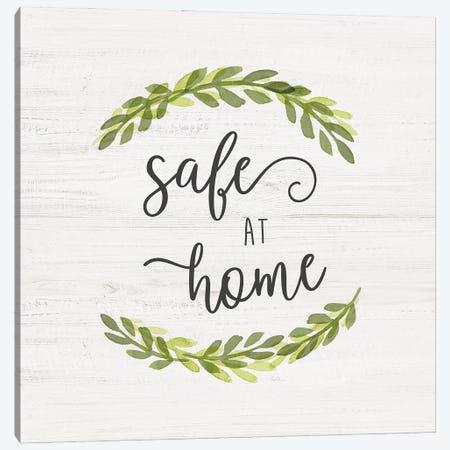 Safe at Home Canvas Print #CRP184} by Natalie Carpentieri Canvas Artwork