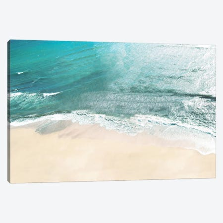 Maui Tides Canvas Print #CRP20} by Natalie Carpentieri Canvas Art Print