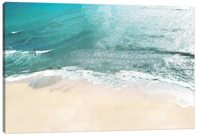 Maui Tides Canvas Art Print