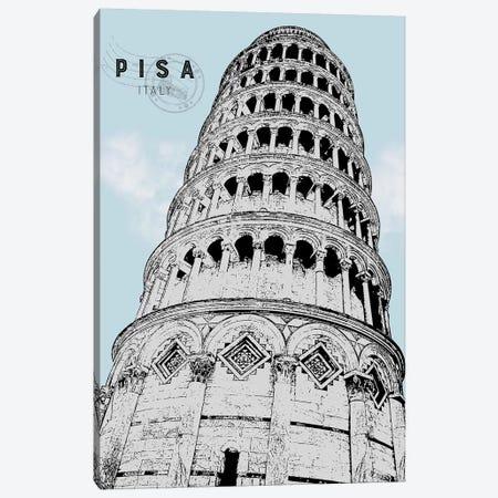 Mid Modern Pisa Canvas Print #CRP22} by Natalie Carpentieri Canvas Art Print