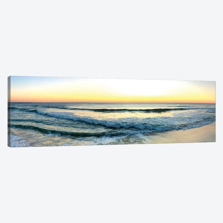 West End Sunrise 3-Piece Canvas #CRP36} by Natalie Carpentieri Canvas Art Print