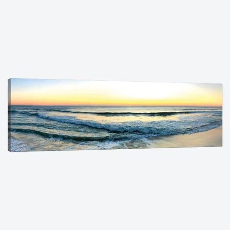 West End Sunrise Canvas Print #CRP36} by Natalie Carpentieri Canvas Art Print
