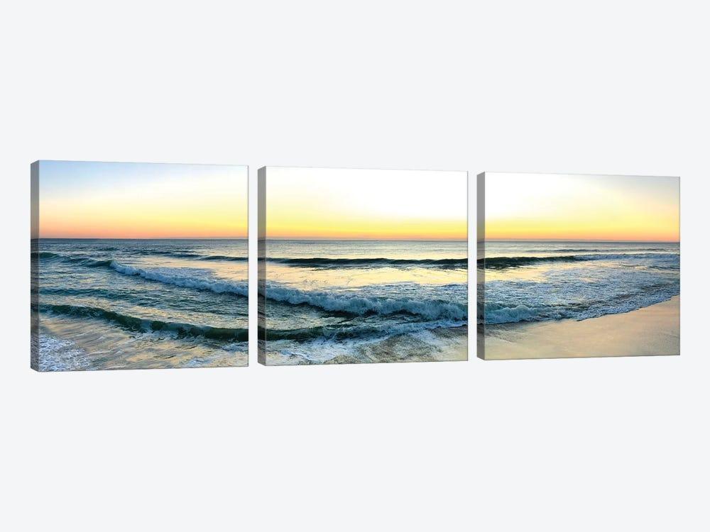 West End Sunrise by Natalie Carpentieri 3-piece Canvas Art Print