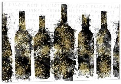 Wine Selection Canvas Art Print