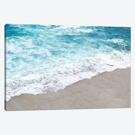 Cali Tides I Canvas Print #CRP81} by Natalie Carpentieri Canvas Print