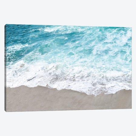 Cali Tides II Canvas Print #CRP82} by Natalie Carpentieri Art Print