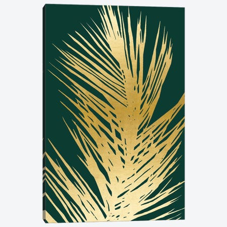 Emerald Palm III Canvas Print #CRP88} by Natalie Carpentieri Canvas Print