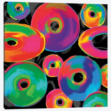 In Living Color II Canvas Print #CRR2} by Cameron Rogers Canvas Artwork