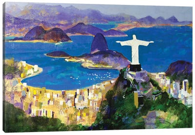 Cristo Canvas Art Print