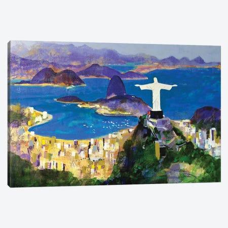 Cristo Canvas Print #CRU15} by Colin Ruffell Canvas Artwork