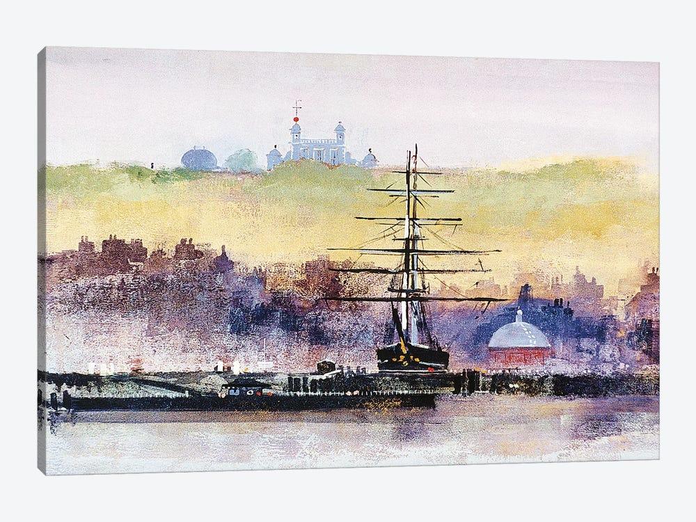 Cutty Sark by Colin Ruffell 1-piece Canvas Art Print