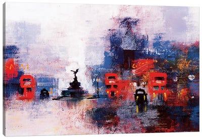 Eros Canvas Art Print