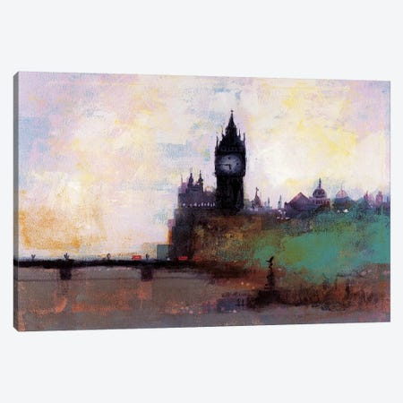 Big Ben Canvas Print #CRU2} by Colin Ruffell Art Print