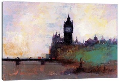 Big Ben Canvas Art Print