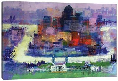 Isle Of Dogs Canvas Art Print