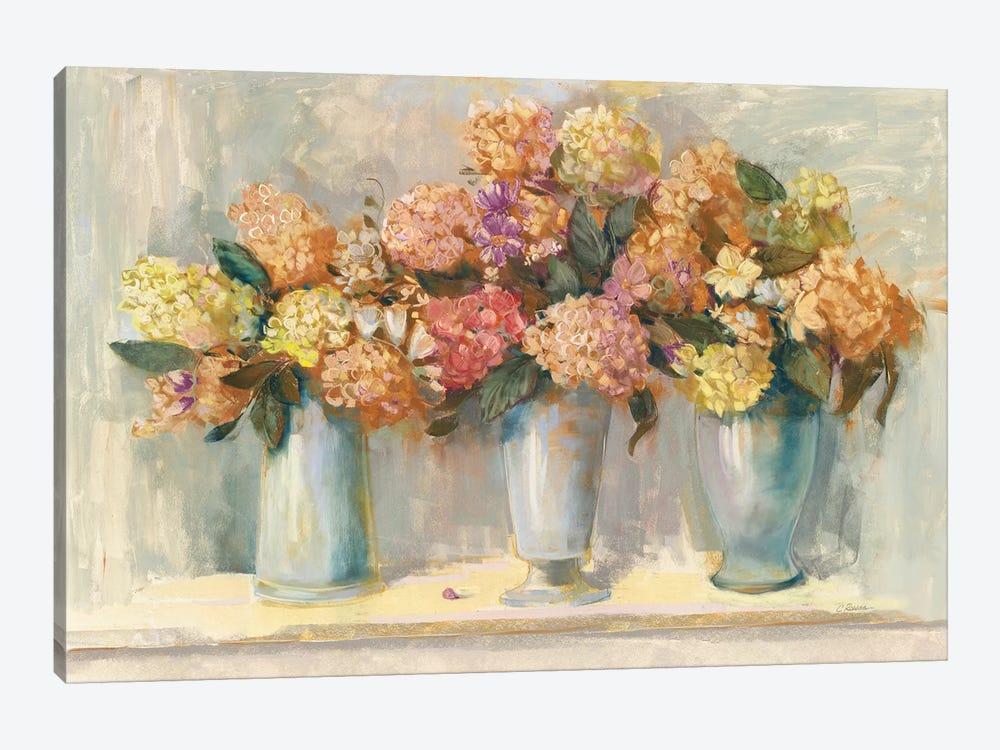 Fall Hydrangea Bouquets by Carol Rowan 1-piece Art Print