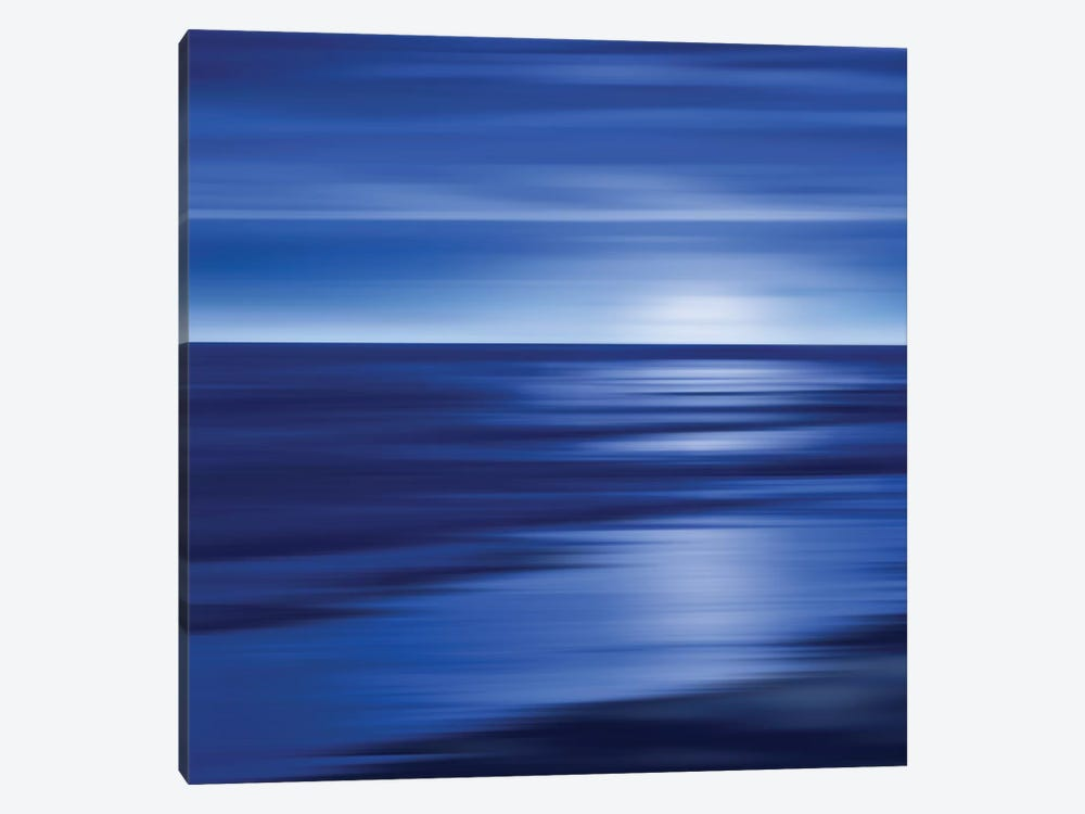 Midnight Blue by Carly Anderson 1-piece Canvas Art Print