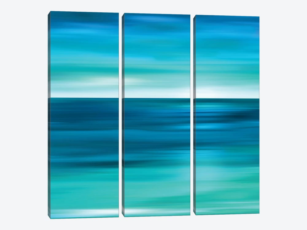 Serene by Carly Anderson 3-piece Canvas Artwork