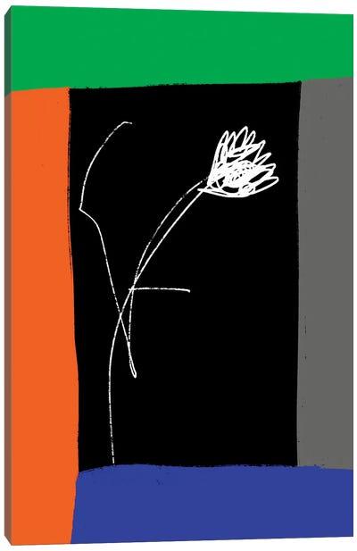Flower Of Freedom Canvas Art Print
