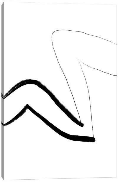 Legs Canvas Art Print