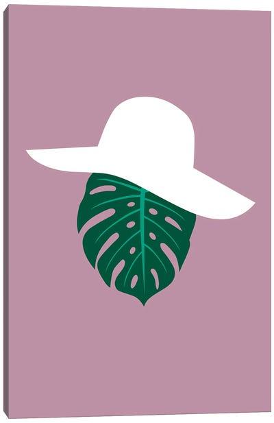 Tropical Look Canvas Art Print