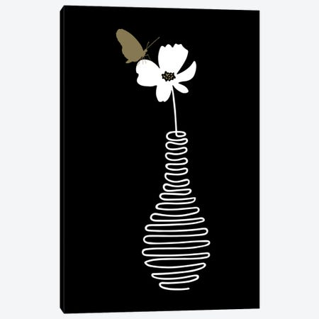 Delicate Flower Canvas Print #CSA44} by Atelier Posters Canvas Art