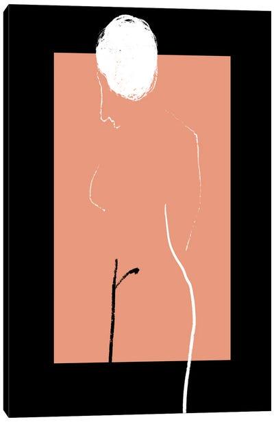 Artistic Nude Canvas Art Print
