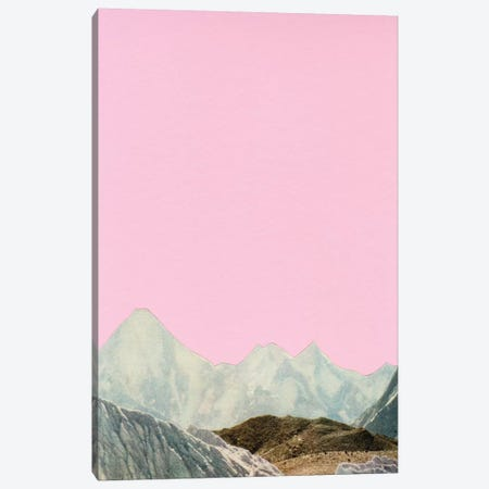 Silent Hills Canvas Print #CSB115} by Cassia Beck Canvas Print