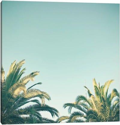 Summer Time Canvas Art Print